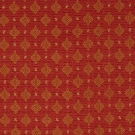 SPLENDOR PAPRIKA RED RM Coco Fabric