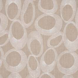 HAMM NATURAL/IVORY RM Coco Fabric | The Fabric Co