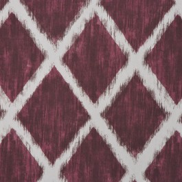 LINCOLN AUBERGINE RM Coco Fabric | The Fabric Co