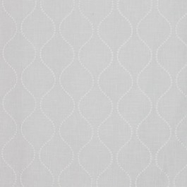 PEARL STRANDS WHITE RM Coco Fabric | The Fabric Co