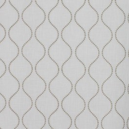 PEARL STRANDS CREAM/SMOKE RM Coco Fabric | The Fabric Co