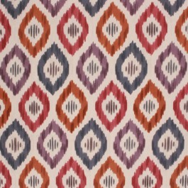 BHAWAN IKAT PRISM RM Coco Fabric | The Fabric Co