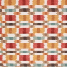 PAINTED SANDS SPICE RM Coco Fabric | The Fabric Co