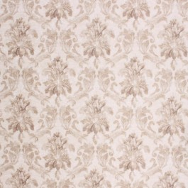 CHARTWELL DAMASK SATINWOOD RM Coco Fabric | The Fabric Co