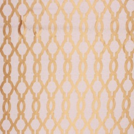 NORWOOD TRELLIS GOLD RM Coco Fabric   The Fabric Co