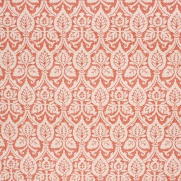 LEAF GARLAND PERSIMMON RM Coco Fabric | The Fabric Co
