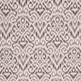 SANJAY IKAT PEWTER RM Coco Fabric   The Fabric Co