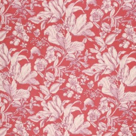 MAYWOOD GARDENS CLARET RM Coco Fabric | The Fabric Co
