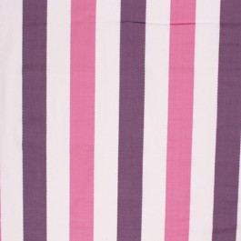 PALM BEACH STRIPE MULBERRY RM Coco Fabric | The Fabric Co
