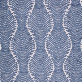 FERN GROTTO DENIM RM Coco Fabric | The Fabric Co