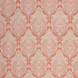 DERBYSHIRE PAISLEY SPICE RM Coco Fabric   The Fabric Co