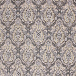 DERBYSHIRE PAISLEY SMOKE RM Coco Fabric | The Fabric Co