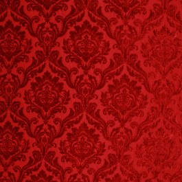 RITZ DAMASK RED RM Coco Fabric | The Fabric Co