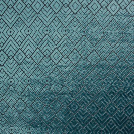 PARAMOUNT TEAL RM Coco Fabric | The Fabric Co