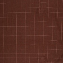 PICKWICK CHECK CHOCOLATE RM Coco Fabric | The Fabric Co