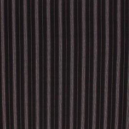 TUCKERTON STRIPE BLACK RM Coco Fabric | The Fabric Co