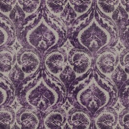 Brentwood Court Plum RM Coco Fabric | The Fabric Co