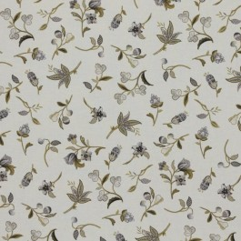 Pixie Floral Latte RM Coco Fabric | The Fabric Co