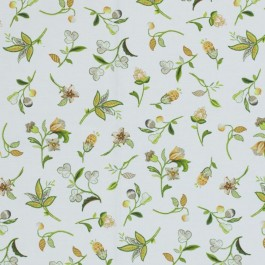 Pixie Floral Melon RM Coco Fabric | The Fabric Co