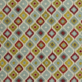 Los Ojos Holiday RM Coco Fabric | The Fabric Co