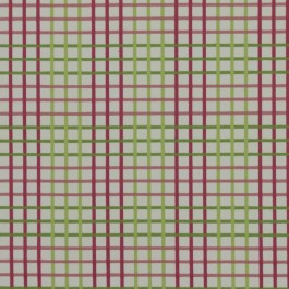 Overland Plaid Berry RM Coco Fabric   The Fabric Co