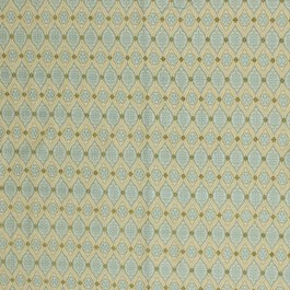 Notting Hill Spearmint RM Coco Fabric | The Fabric Co