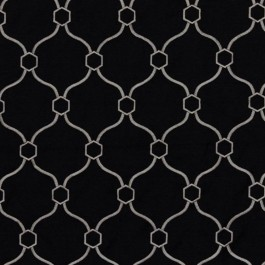 Picardie Trellis Mica RM Coco Fabric | The Fabric Co