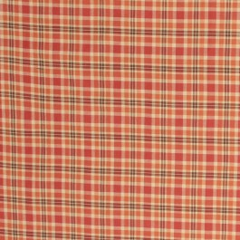 Colton Plaid Paprika RM Coco Fabric | The Fabric Co