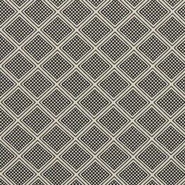 Gridlock Domino RM Coco Fabric | The Fabric Co