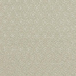 Ogee Trellis Cream RM Coco Fabric | The Fabric Co