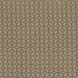 Coffered Natural RM Coco Fabric | The Fabric Co