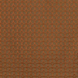 Coffered Rust RM Coco Fabric | The Fabric Co