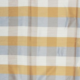 Holmby Check Goldstone RM Coco Fabric | The Fabric Co