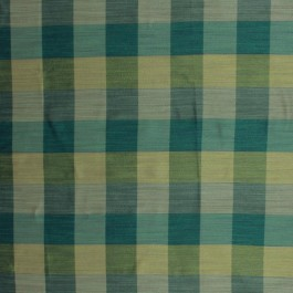 Holmby Check Evergreen RM Coco Fabric | The Fabric Co