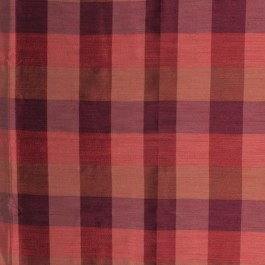 Holmby Check Spice RM Coco Fabric | The Fabric Co