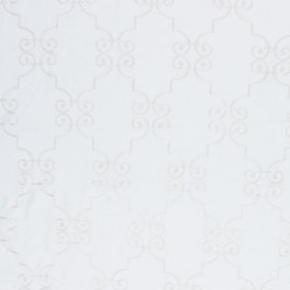 French Quarter Snowflake RM Coco Fabric | The Fabric Co