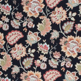 Cheshire Garden Onyx RM Coco Fabric | The Fabric Co