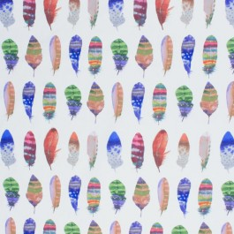 Birds of a Feather Prism RM Coco Fabric | The Fabric Co