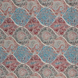 Bridlewood Paisley Heather RM Coco Fabric | The Fabric Co