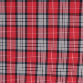 Wightwick Plaid Stewart RM Coco Fabric | The Fabric Co