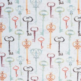 Keeper of the Keys Opulence RM Coco Fabric | The Fabric Co