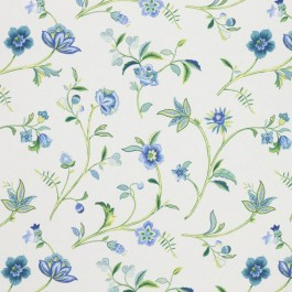 Gatsby Bluebell RM Coco Fabric   The Fabric Co