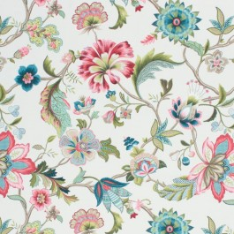 Queen's Garden Peony RM Coco Fabric | The Fabric Co