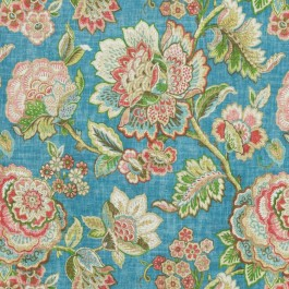 Hyde Park Azure RM Coco Fabric | The Fabric Co