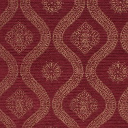 Carnegie Cabernet RM Coco Fabric | The Fabric Co