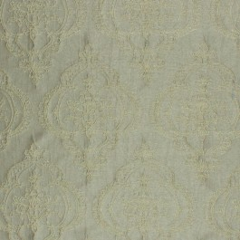 Pietro Paisley Silver Sage RM Coco Fabric | The Fabric Co