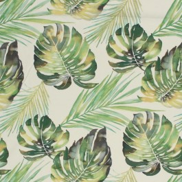 Palm Court Avocado RM Coco Fabric | The Fabric Co