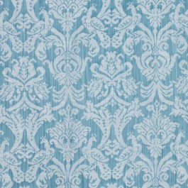 Delacroix Damask Iceberg RM Coco Fabric | The Fabric Co