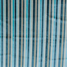 Fonthill Stripe Sea Glass RM Coco Fabric | The Fabric Co