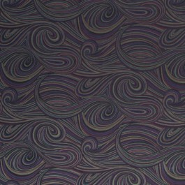 Whirlwind Grape RM Coco Fabric | The Fabric Co